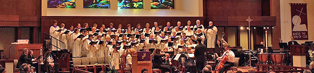 North Raleigh UMC header image