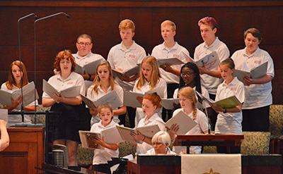 North Raleigh UMC Rotating Header Image