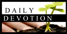 Upper Room Daily Devotion